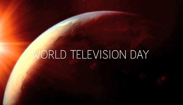 Dünya Televizyon Gününüz kutlu olsun!