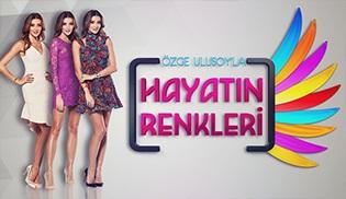 Özge Ulusoy ile Hayatın Renkleri Tv8.5'da başlıyor!