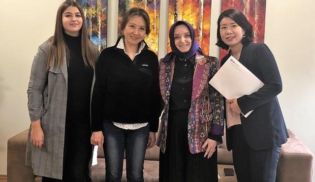 ÜS Yapım Stüdyo, Güney Kore televizyonu SBS TV yetkilileri ile bir araya geldi!