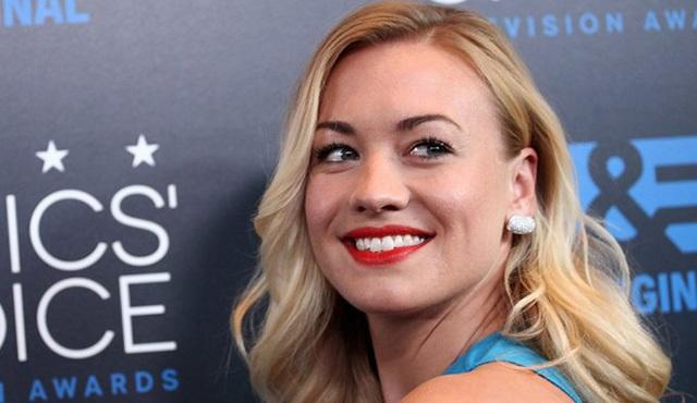 Yvonne Strahovski, Amazon'un yeni dizisi Edge'in kadrosuna katıldı