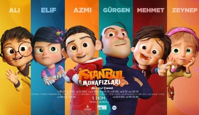 İstanbul Muhafızları: Ab-ı Hayat Çeşmesi filmi Tv'de ilk kez atv'de ekrana gelecek!