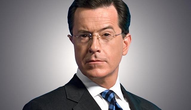 Stephen Colbert, iPhone 7 lansmanı ile dalga geçti
