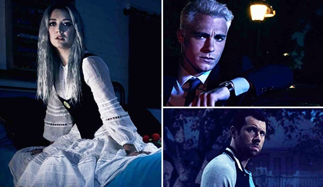 American Horror Story'nin karakter posterleri yayınlanmaya başladı