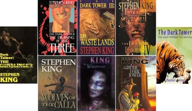 Amazon, Stephen King'in Kara Kule serisinden uyarlanan diziden vazgeçti