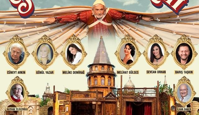 Müjdat Gezen'in yeni oyunu Pera Müzikali'nin biletleri satışa çıktı!