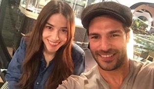 Serkan Çayoğlu ve Özge Gürel, İtalya yolcusu!