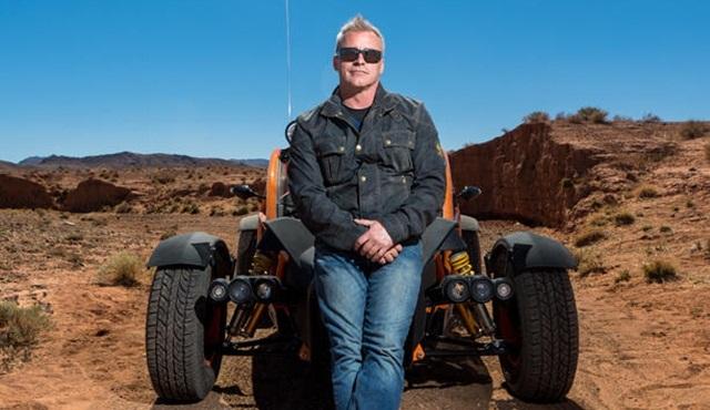 Matt LeBlanc iki sezon daha Top Gear'da olacak
