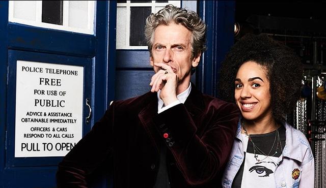 Doktor'un yeni yol arkadaşı Pearl Mackie oldu