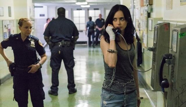 Marvel's Jessica Jones'un 2. sezonundan yeni kareler paylaşıldı