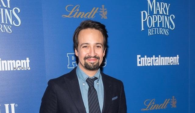 Lin-Manuel Miranda, Brooklyn Nine-Nine dizisine konuk olacak