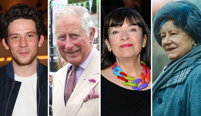 The Crown'da Prens Charles ve Anne Kraliçe'yi oynayacak isimler belli oldu