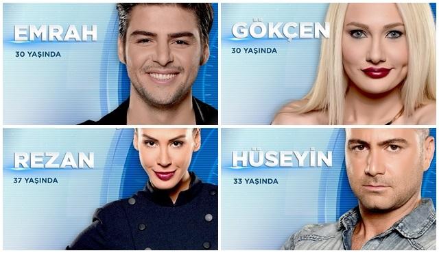 'Big Brother Türkiye'de 7. hafta eleme listesi belli oldu!