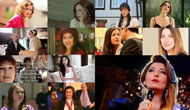 Ekranın hayata meydan okuyan kadın karakterleri