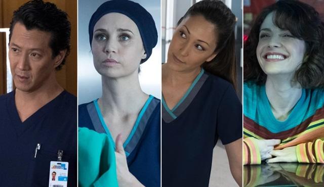 The Good Doctor  ikinci sezona başlamadan önce kadrosu değişti