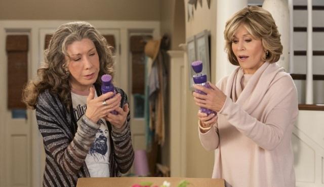 Grace and Frankie, Netflix'ten 7. ve final sezonu için onay aldı