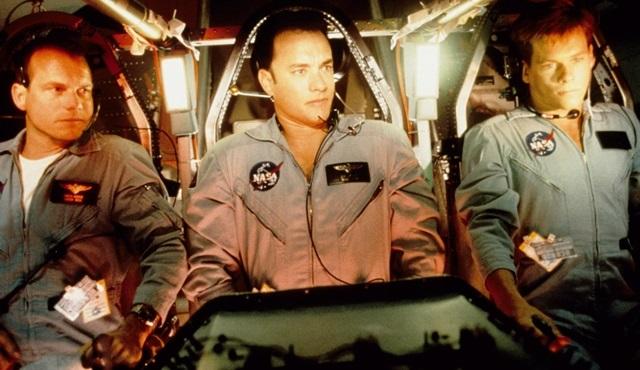 """9 dalda Oscar adaylığı, 2 dalda Oscar Ödülü: """"Apollo 13"""", D-Smart'ta!"""