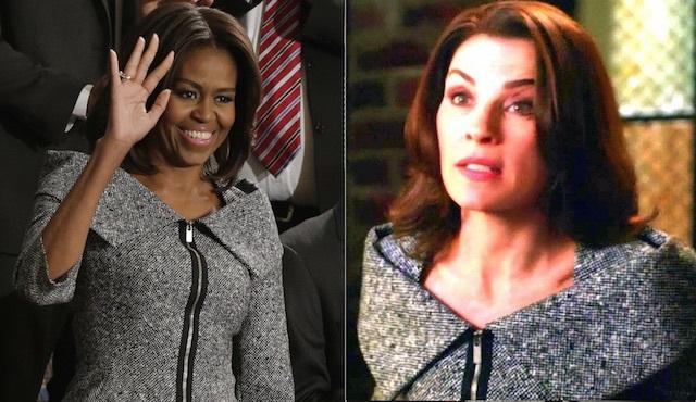 Alicia vs. Michelle: El-alem giydiriyor bize, yanlış anlamayın, elbise, elbise!