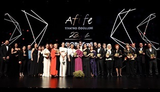 23. Yapı Kredi Afife Tiyatro Ödülleri sahiplerini buldu!