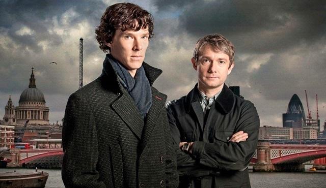 Sherlock'un ekrana geri dönüşü 2020'nin sonrasını bulabilir