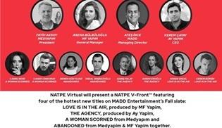 Madd Entertainment, NATPE V-Front'ta pek çok yıldızı bir araya getiriyor