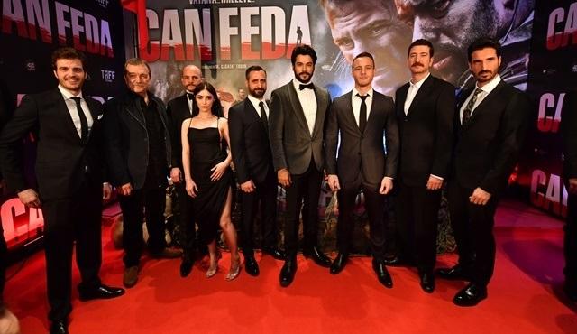 Can Feda filminin özel gösterimi yapıldı!