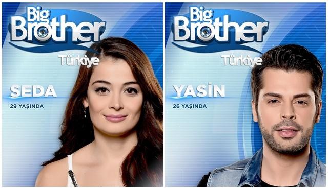 'Big Brother Türkiye' evine, Seda ve Yasin geri döndü!