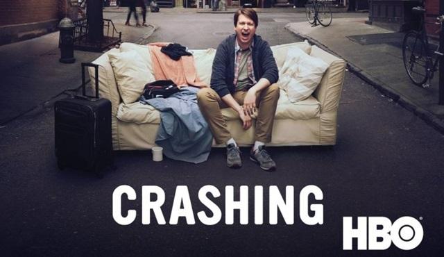 HBO kanalı Crashing dizisini iptal etti