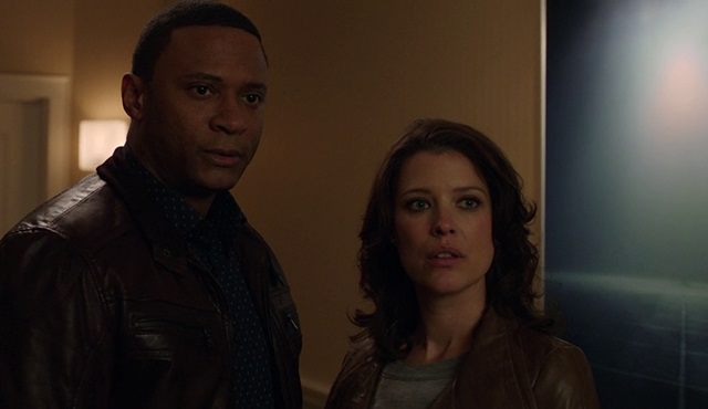 Arrow'daki Diggle ailesi The Flash'a misafir olacak