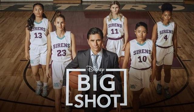 Big Shot dizisi Disney'den 2. sezon onayını aldı