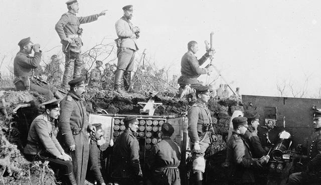 TMC'den Balkan Harbi 1912-1913 belgeseli