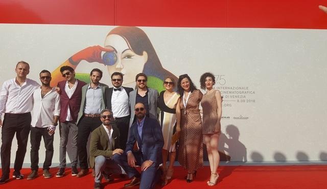Yuva filminin dünya prömiyeri 75. Venedik Film Festivali'nde yapıldı!