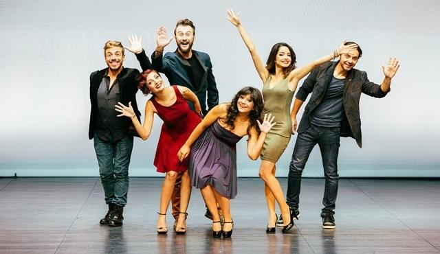 'Seni Seviyorum, Mükemmelsin, Şimdi Değiş' müzikali son 8 oyun için perde açıyor!