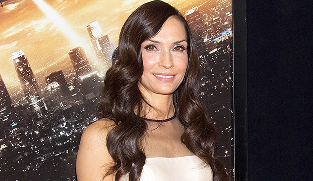How to Get Away with Murder: Famke Janssen yüzünü gösterdi