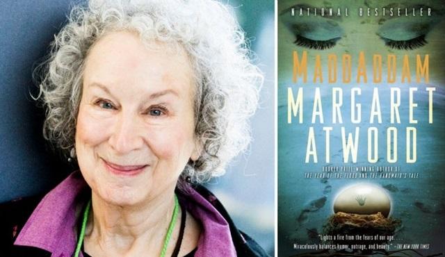 Margaret Atwood'un MaddAddam üçlemesi de dizi olma yolunda