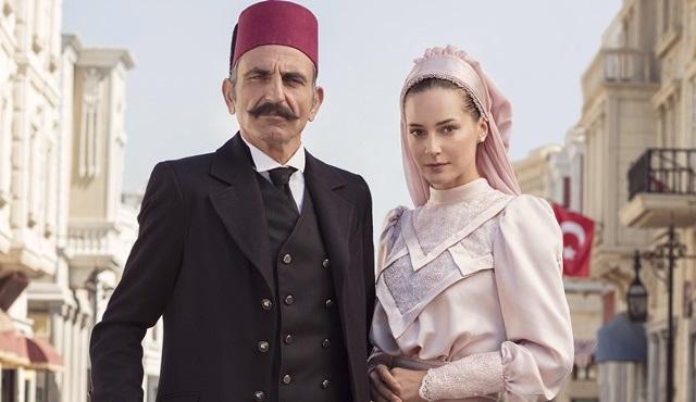 Gürkan Uygun ve Sedef Avcı, Payitaht Abdülhamid'te bir arada!