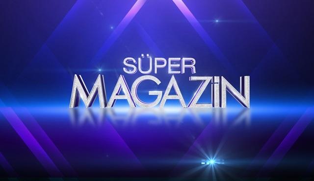 Süper Magazin'i bu hafta, Cenk Eren ve Saba Tümer sunacak!