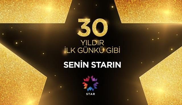 Star TV, 30. yılını kutluyor!