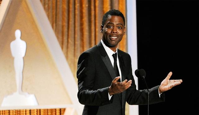 Chris Rock, Oscar sunuculuğundan vazgeçmiyor