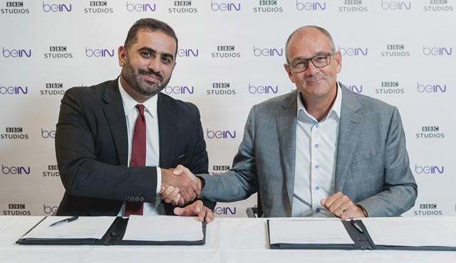 beIN MEDIA GROUP ve BBC Studios Katar, MENA ve Türkiye'yi kapsayan iş ortaklığının süresini uzattı!