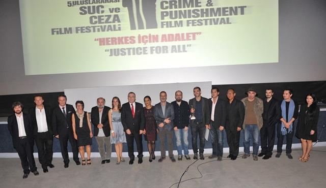 5. Uluslararası Suç ve Ceza Film Festivali Ödülleri sahiplerini buldu!