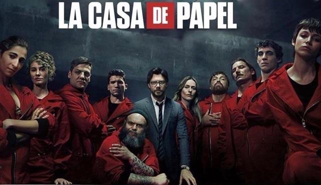 La Casa de Papel'in 4. sezonunun tanıtımı yayınlandı
