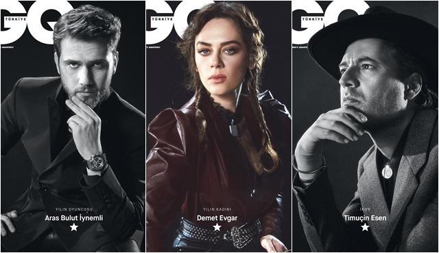 GQ Türkiye Men Of The Year ödülleri sahiplerini buluyor!
