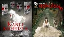 Kanlı Komedya 'Caligula' ve AşkÖlsün oyunları yeni sezonu açıyor!