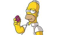 Homer Simpson canlı yayınla karşımıza çıkacak!