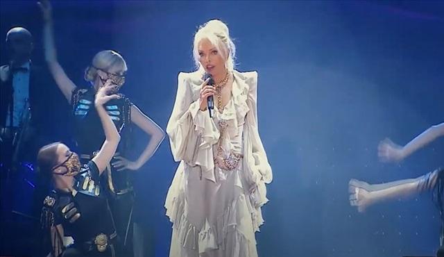 Ajda Pekkan konseri Kanal D'de ekrana gelecek!
