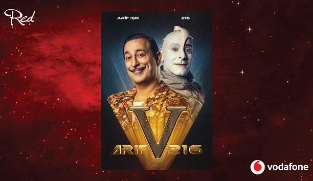 Arif V 216, Yapmışlar Ama Nasıl? belgeseli ilk kez Vodafone TV'de yayınlanacak!