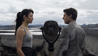 Oblivion filmi Tv'de ilk kez atv'de ekrana gelecek!