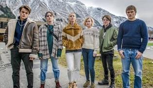 Netflix'in Norveç'teki orijinal yapım yeni dizisi Ragnarok 31 Ocak'ta başlıyor
