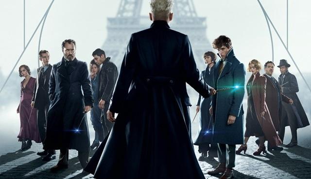 Fantastik Canavarlar: Grindelwald'ın Suçları, 16 Kasım'da vizyona giriyor!