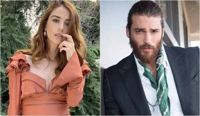 Can Yaman ve Özge Gürel, FOX'un yeni dizisi Bay Yanlış'ın kadrosunda!